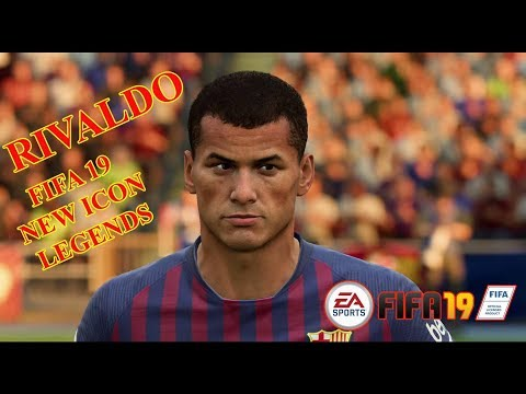 FIFA 19 NEW ICON RIVALDO IS BACK (SKILLS AND GOALS)