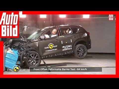 Crashtest Mazda CX 5 2017
