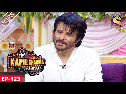 Baccha Yadav In Awe Of Anil Kapoor's Jawani  - The Kapil Sharma Show - 29th July, 2017