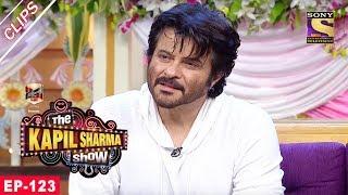 Baccha Yadav In Awe Of Anil Kapoor's Jawani  - The Kapil Sharma Show - 29th July, 2017