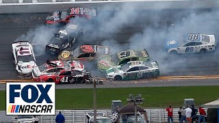 jimmie-johnson-triggers-massive-wreck-goes-on-to-win-the-clash-nascar-race-hub