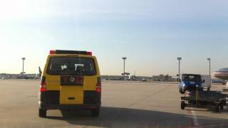 Timelapse Airport Frankfurt HD