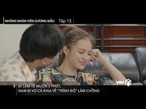 VTV Giải Trí | Những nhân viên gương mẫu
