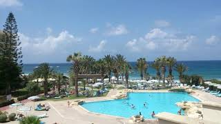 Venus Beach Hotel 5 Кипр Территория отеля
