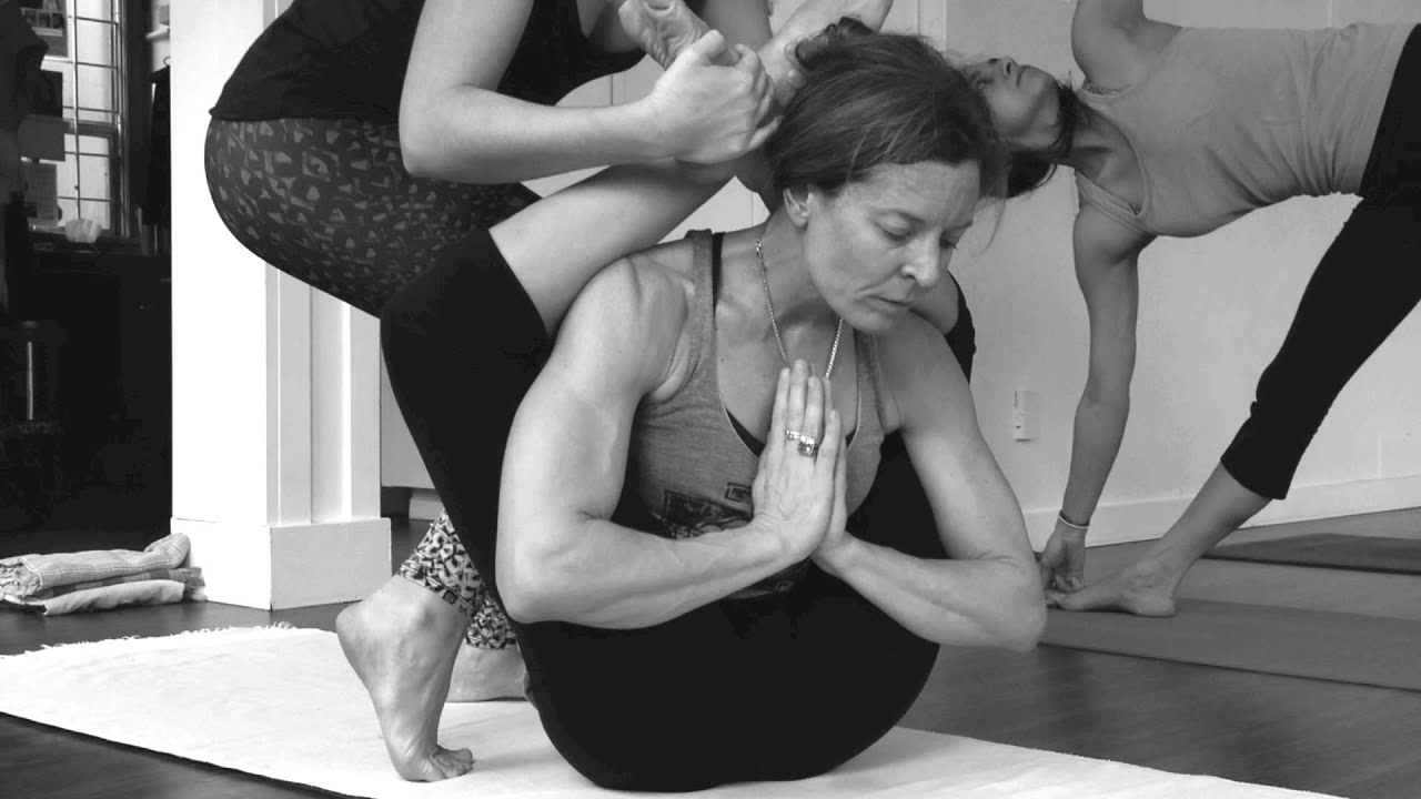 """Why I Practice"" by Authorized Level II Ashtanga Teacher Fiona Stang"
