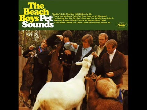 I Know There's an Answer [Stereo]  - The Beach Boys