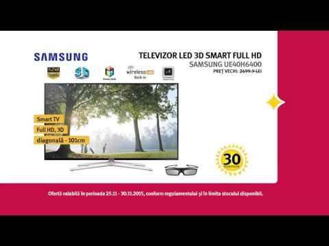 Reclamă Altex Black Friday TV - Samsung