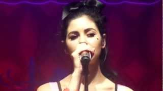 Marina and The Diamonds - Sex Yeah (Live at Kool Haus Toronto)