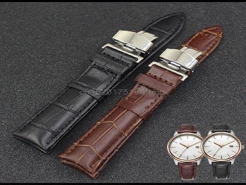 Ремешок-браслет для мужских наручных часов