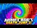 Minecraft - DEATH JUMP PARKOUR 2! - w/Preston & Nooch