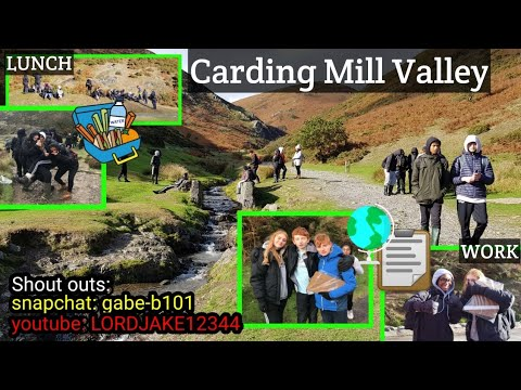 Carding mill valley [Geography Field Trip 2018]//vloggingtime