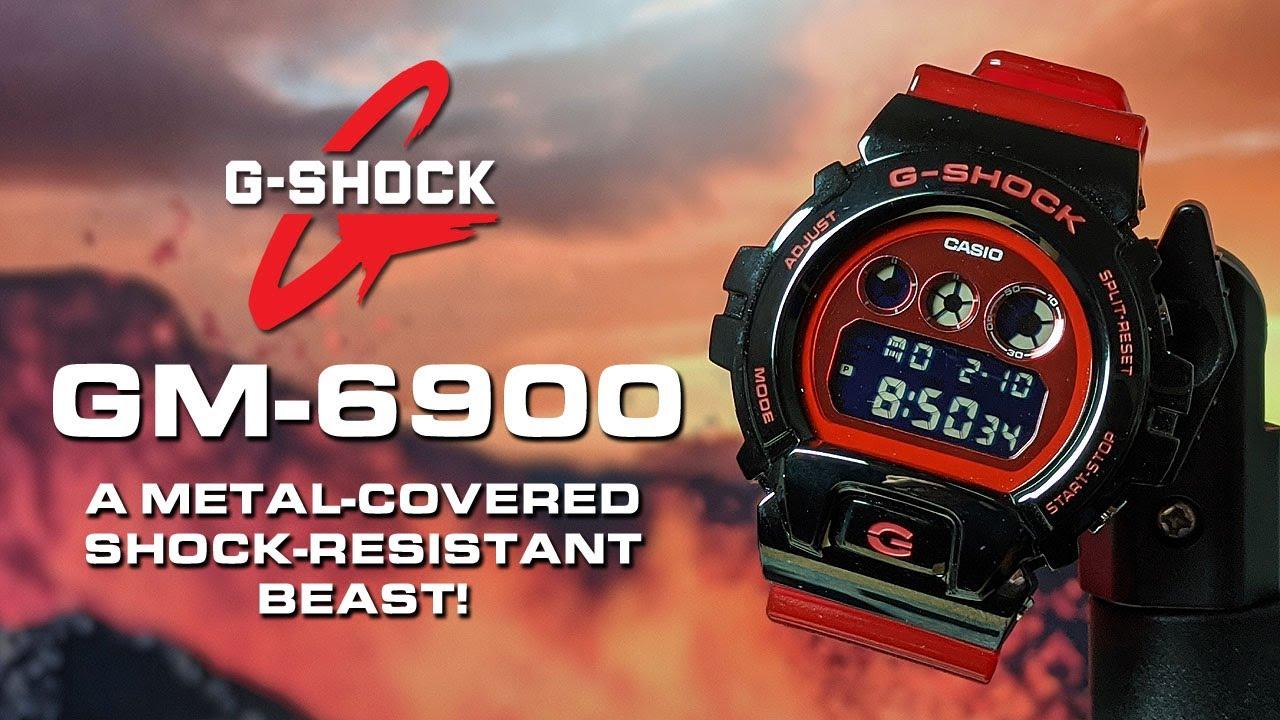 Casio 6900