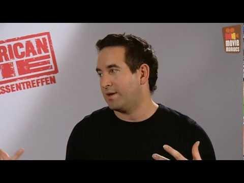 American Pie 4 Klassentreffen   Jon Hurwitz & Hayden Schlossberg über Jasons Penis