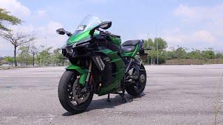 Kawasaki Ninja H2 SX pilihan jelajah sporty