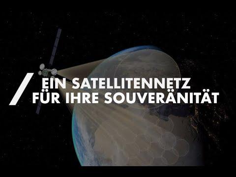Satellitenkommunikation für den Einsatz - Thales
