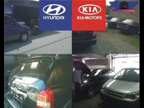 Bengkel Hyundai Kia Bandung - 082120711118