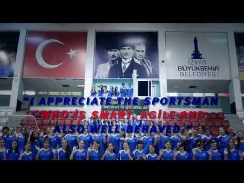 Izmir Metropolitan Municipality Sports Club Videos