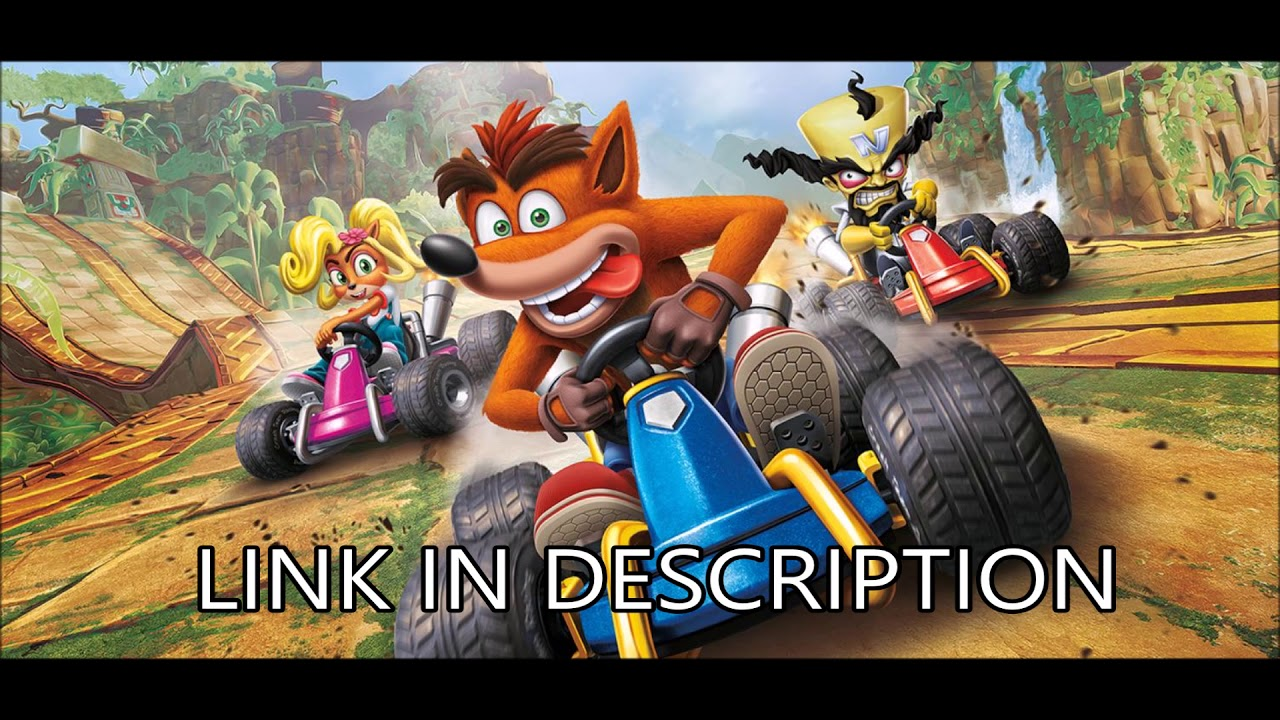 Crash Team Racing Nitro-Fueled (Nintendo Switch) [NSP] [v1 0 0 to v1 0 2]  [Region-Free]