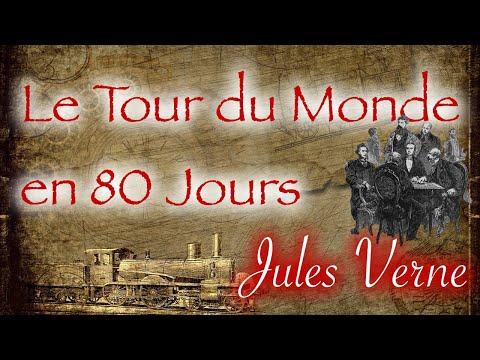 Livre Audio : Le Tour Du Monde En 80 Jours, Jules Verne (chapitre 14)