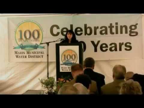 Marin Municipal Water District: Celebrating 100 Years (Part 1)