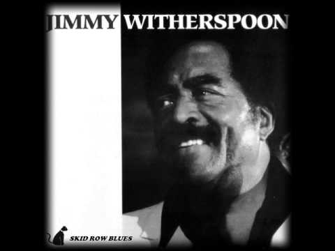 JIMMY WITHERSPOON - SKID ROW BLUES