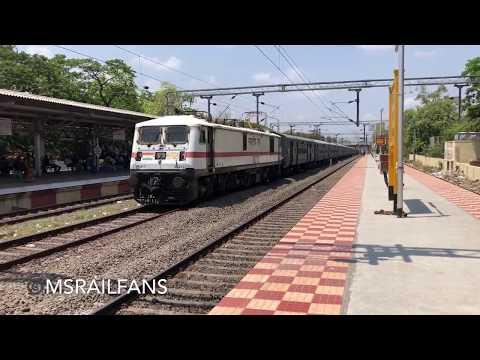 18 H 30 M LATE RUNNING 12642 THIRUKKURAL SF EXPRESS : INDIAN RAILWAYS