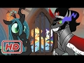 Equestria Girls Queen Chrysalis and King Sombra Love Story - The Wedding - Animation