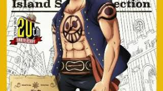 ONE PIECE Island Song Collection ワンピースキャラクター 【ジャヤ編...