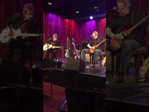 Ron Hacker, Jason Ricci and John Lisi at the Old Mint, New Orleans 2/1/2018