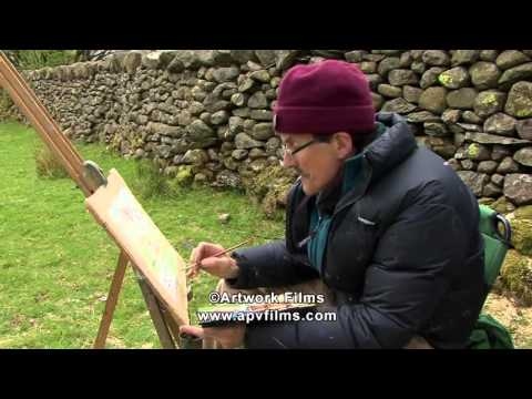 ATMOSPHERIC WATERCOLOURS Painting on Location David Curtis