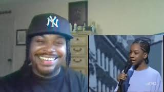 """Baby Dyce Reacts to - Lil' J.J. """"Stand Up"""" (Call Me Daddy)"""