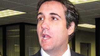 Michael Cohen Says He'll Fill In Redacted Parts Of Mueller Report