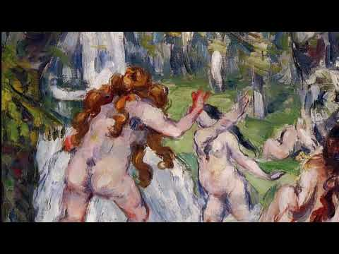 Paul Cézanne (1839 - 1906) - Artworks from 1871  to 1880.