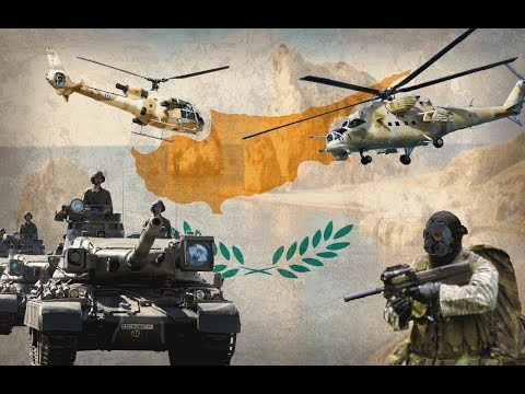 Cyprus Military Power 2018