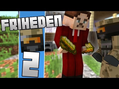Dansk Minecraft - Friheden: LÅN FRA FREAK! #2