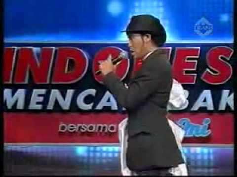 "Indonesia's Got  Talent - Hudson Prananjaya ""Two Faces"" Audition"
