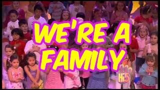 We Re A Family Hi 5 Season 10 Song Of The Week