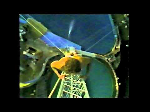 ABC's Wide World of Sports - World Record High Dive Challenge 1983 (172 ft)