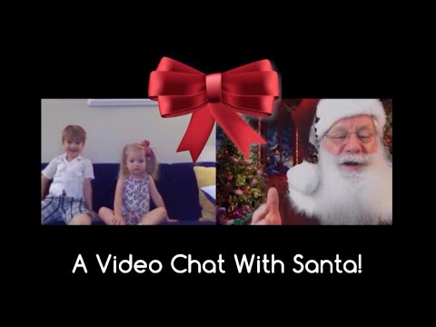 Local Profile | A Video Chat With Santa!