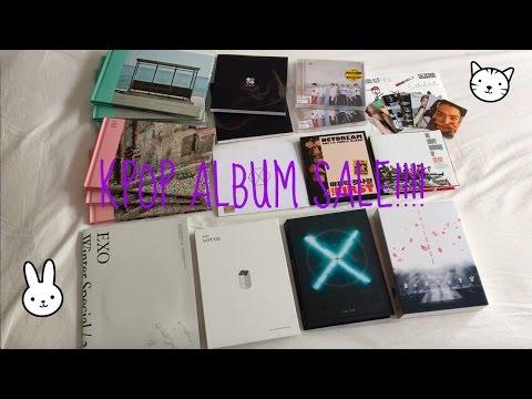 [CLOSED!] Kpop Album Sale & Trade! BTS, EXO, NCT & MONSTA X