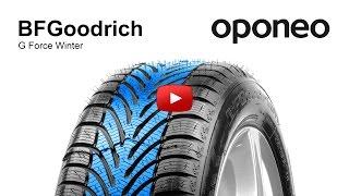 BFGoodrich G Force Winter ● Winter Tyres ● Oponeo™(, 2013-10-14T11:53:46.000Z)