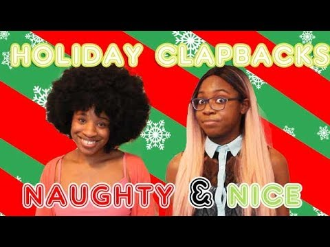 Christmas Clapbacks.Christmas Clapbacks How To Respond To Personal Qs 2 Ways