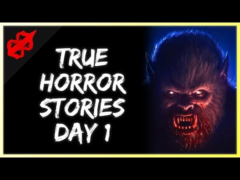 2 True Scary Horror Stories - Episode 1 - (365 Days of Horror)