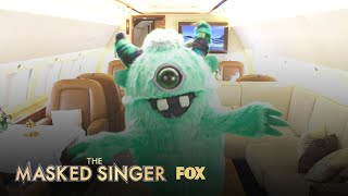 The Clues: Monster | Season 1 Ep. 7 | THE MASKED SINGER