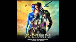 16. The Attack Begins - X Men Days Of Future Past Soundtrack