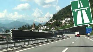 CH / A2 Como - Chiasso - Lugano
