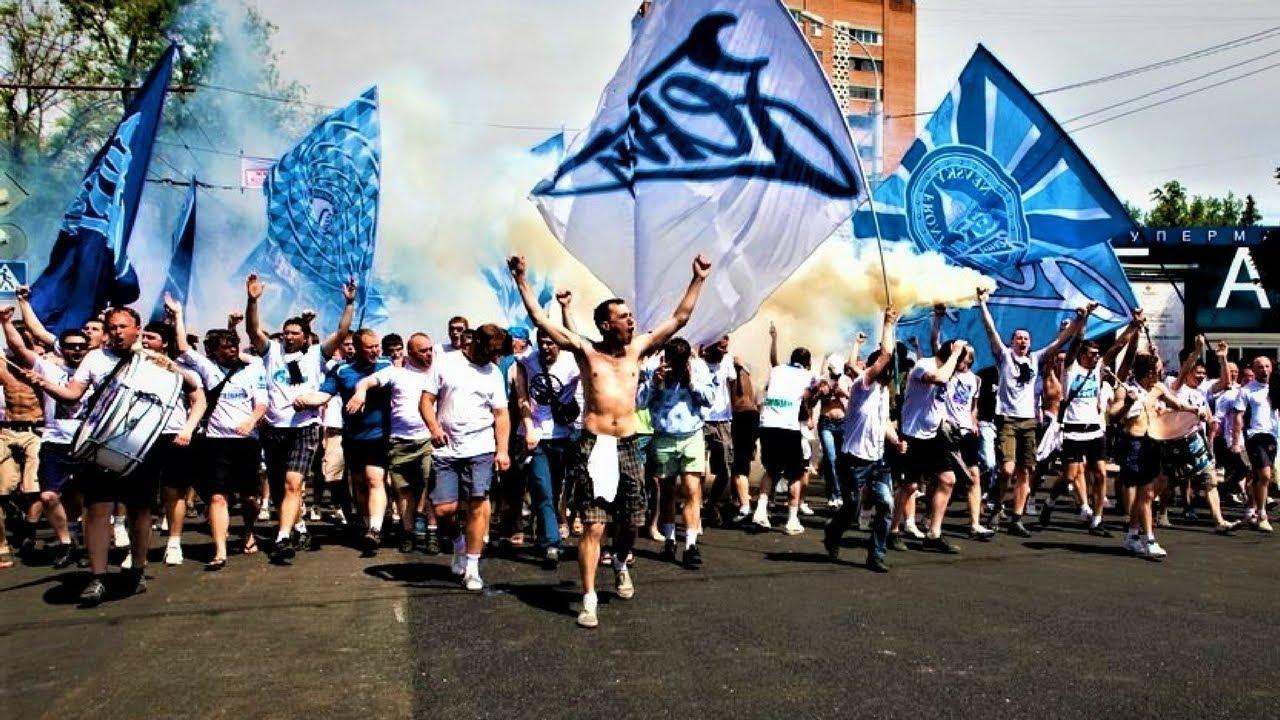 Zenit Ultras Best Moments Youtube