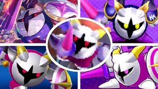 All Galacta Knight Battles & Appearances in Kirby Games (2008-2018)