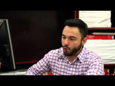 Diego Garcia- Customer Solutions Representative