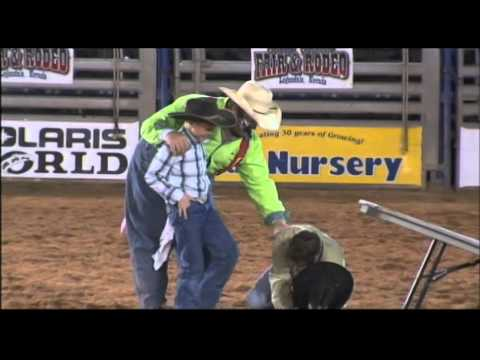 Prca Rodeo Clown Jj Harrison Steals K9 Police Car With